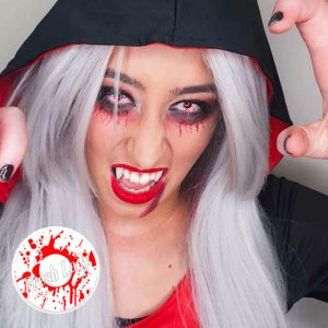 D56 HALLOWEEN CONTACT LENSES
