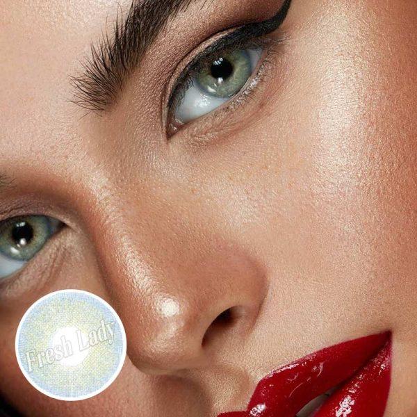 Freshlady queen series Queen Blue contact lenses BL-6