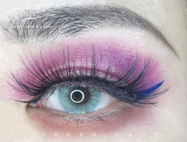 Polar Lights/ Blue contact lenses BL-10
