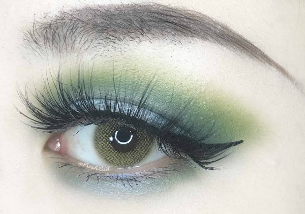 Queen Brown contact lenses BL-5