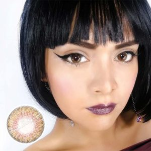 Freshlady Honey Contact Lenses F01 Three Tones Colored LENS