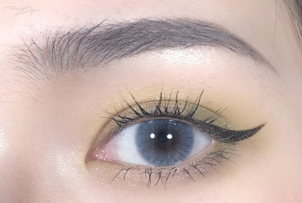 ODM GRAFITE color contact lens Hi12