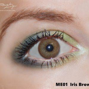 Wholesale Iris Brown ME01 Contact Lenses