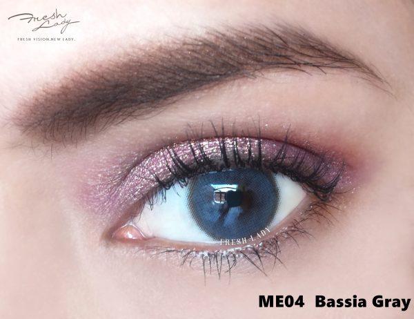 wholesale Bassia Gray ME04 Contact Lenses