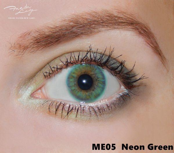 bulk order Neon Green ME05 contact lenses
