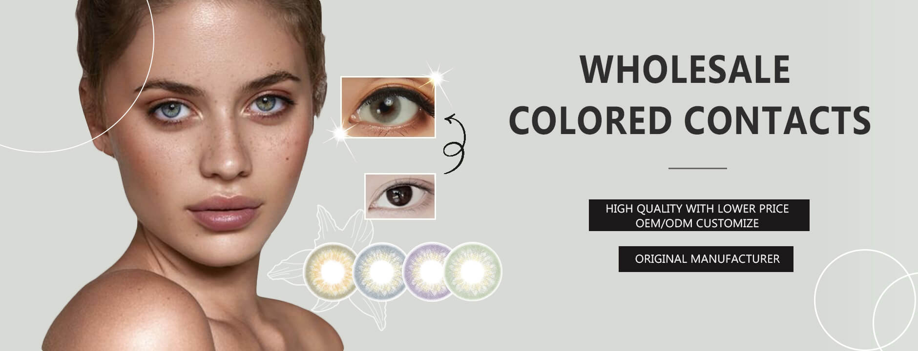 wholesale contact lenses