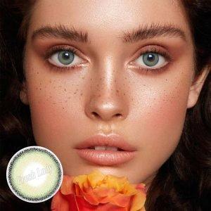 Mia green contact lenses ME47