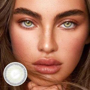Sugar Gray contact lenses Mo-12