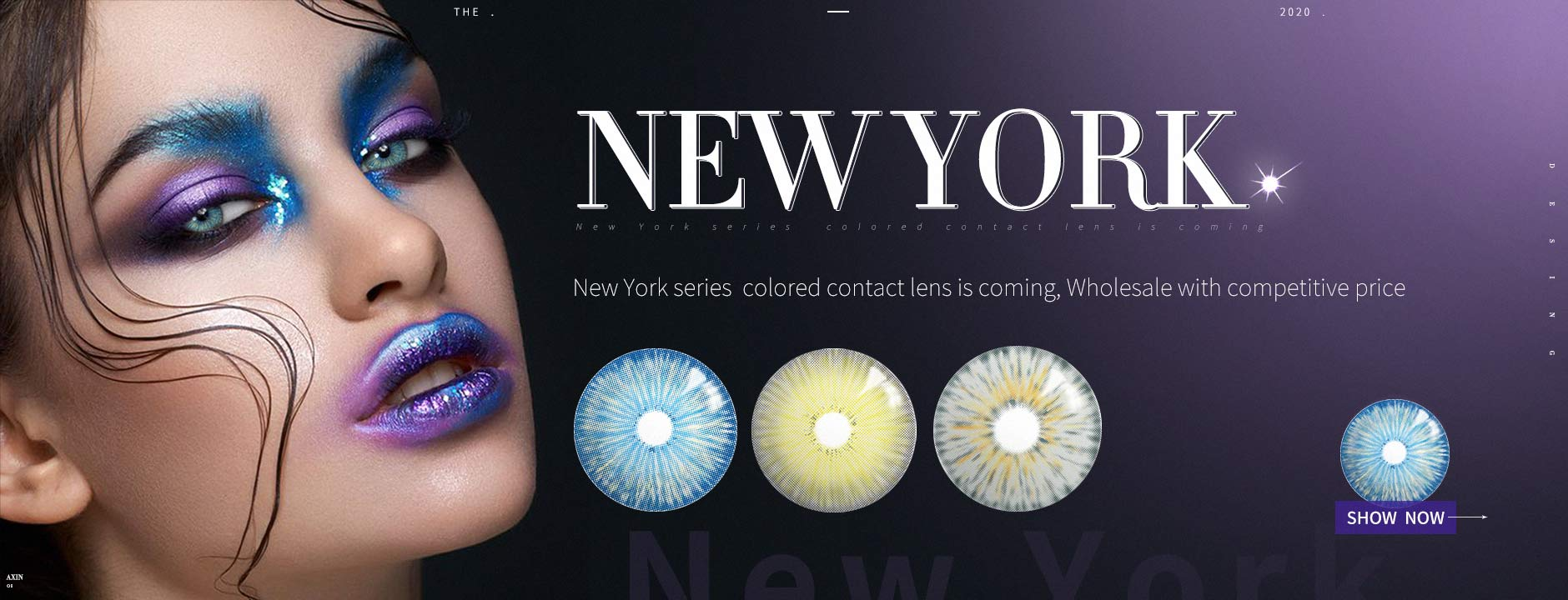 new york contact lenses from freshlady