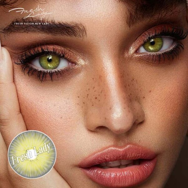 new york gray Colored Contact Lenses