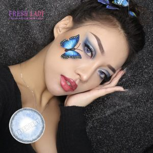 wholesale Sorayama blue contact lenses ME65