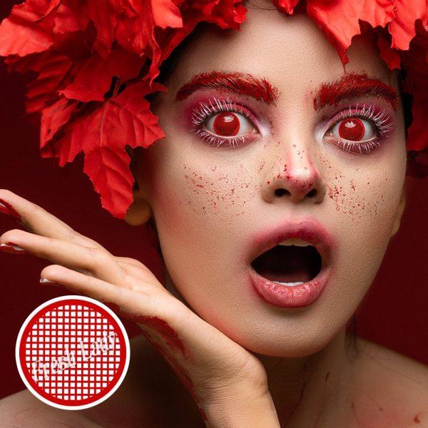 RED MESH crazy lens G28