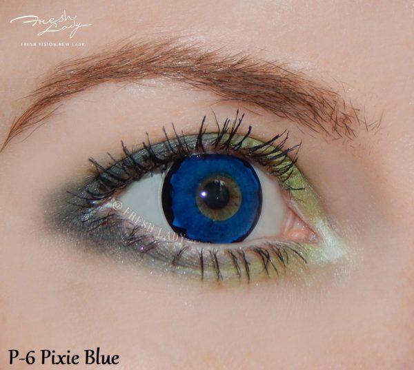 Pixie Blue Crazy Lenses G6