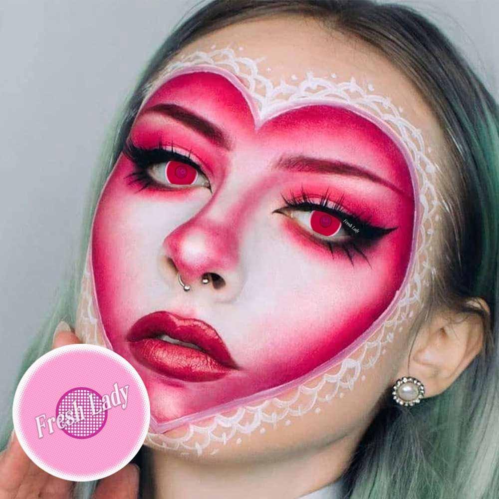 Rose Bloom cosplay crazy lens YS4
