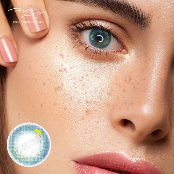 Sailor moon blue contact lenses JF08