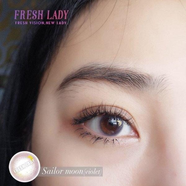 Sailor moon violet contact lenses JF10