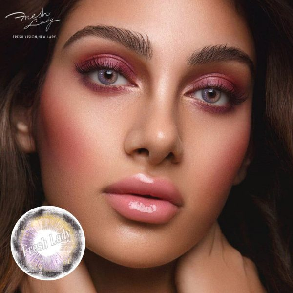Wholesale Freshlady JF16 Aether Violette Contact Lenses