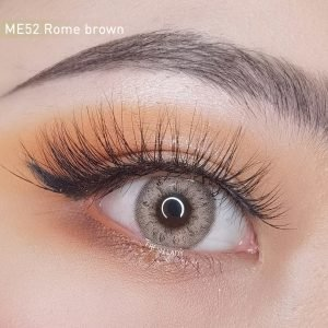Freshlady Rome brown contact lenses ME52