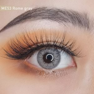 Freshlady Rome gray contact lenses ME53