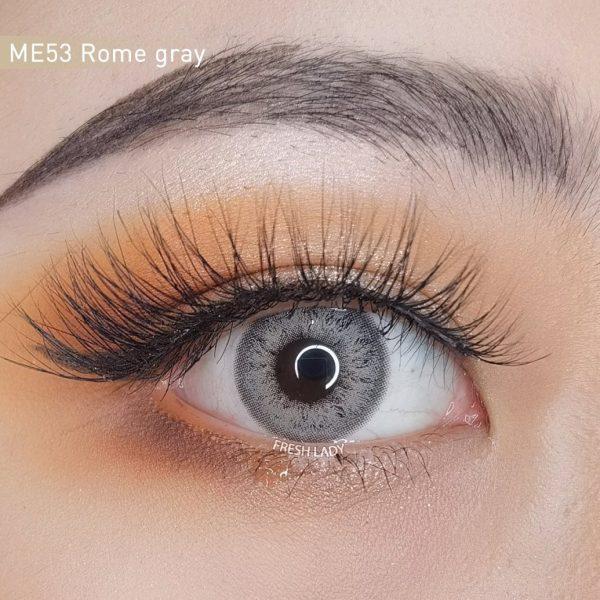 Freshlady Rome gray contact lenses ME53
