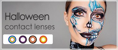 Wholesale Halloween contact lenses from freshlady