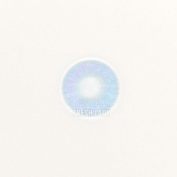 Wholesale Vision blue colored contact lenses JF14