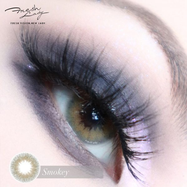 ODM/Private Label Smokey Natural Color Contact Lens K50