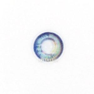 OEM/Private Label Luna Prism Blue Colored Contact Lens ME67
