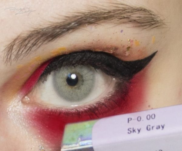 wholesale SKY GRAY color contact lenses NS8