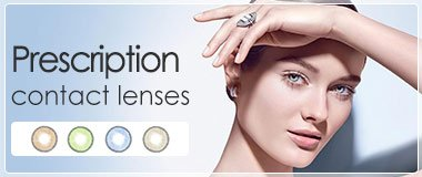Prescription contact lenses from freshlady