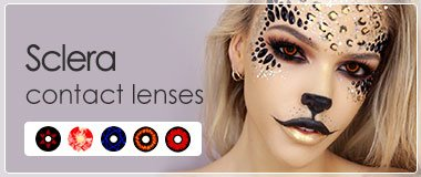 Scela contact lenses from freshlady