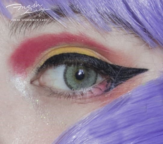 ODM BEESWAX DIVA BUTTER Colored Contact Lenses NS16