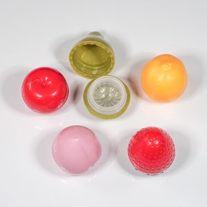 Wholesale Freshlady 5 Colors Cute Fruit Contact Lenses Case for Travel