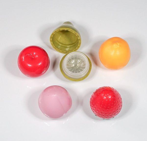 Wholesale Freshlady 5 Colors Cute Fruit Contact Lenses Case for Travel