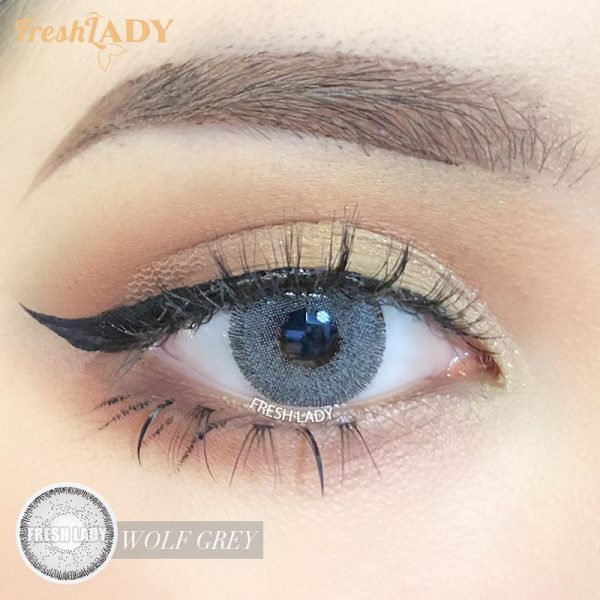 wholesale Twilight WOLF GREY C10 contact lenses