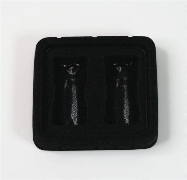 black contact lens bottle packaging plastic molding