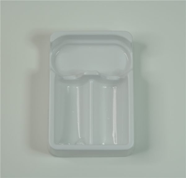 contact lens bottle packaging + case plastic molding