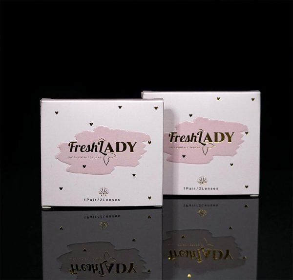 wholesale freshlady new design color contact lens