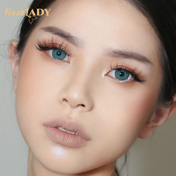 Private Label Hot Sell NMi-4 New York N Gray Contact Lens