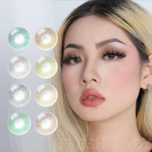Hidrocor colored contact lenses